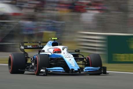 """Kubica: giro na volta de formação foi o momento """"mais emocionante"""" do GP da China"""