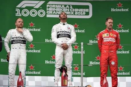Com 100% de aproveitamento em 2019, Mercedes pode conquistar recorde no Azerbaijão