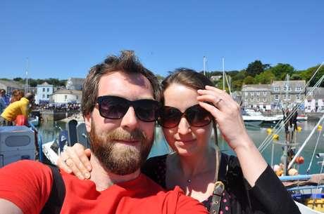 Ellie ficou noiva de Tom um mês depois da primeira consulta com um neurologista