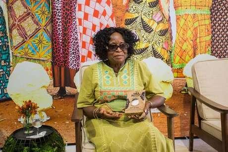 Anna-Maria Fati Paul, presidente executiva da Associação das Mulheres de Tungteiya