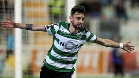 Bruno Fernandes é um dos destaques do Campeonato Português (Foto: Divulgação)