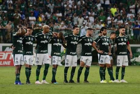 Palmeiras caiu na semifinal, nos pênaltis, mas somou mais pontos do que os finalistas (Bruno Ulivieri/O Fotográfico)