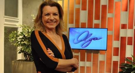 Olga Bongiovanni vai usar as plataformas digitais para fazer o programa junto com o público