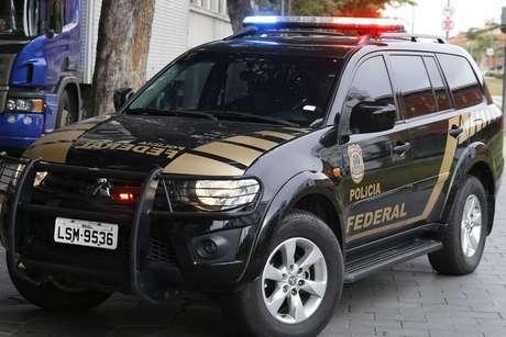 Agentes da PF no Rio de Janeiro