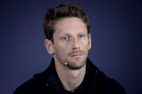 Grosjean está preocupado com ritmo da Haas