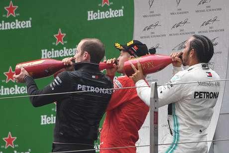 VÍDEO: Victor Berto comenta o fim de semana do GP 1000 da Fórmula 1