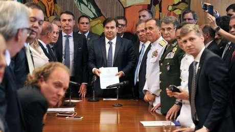 Bolsonaro depende de articulação no Congresso para conseguir aprovar a reforma da Previdência