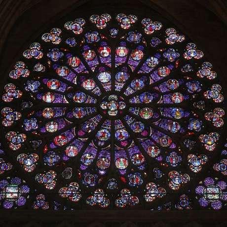 Conjunto de vitrais é uma das 'maiores obras-primas do cristianismo'