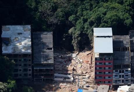 A Muzema ficou conhecida nacionalmente com o desabamento de um prédio irregular