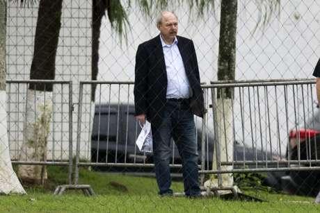 José Carlos Peres teve as contas de 2018 reprovadas pelo Conselho Deliberativo do Santos (Foto: Ivan Storti/Santos)