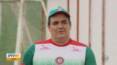 Tuca Guimarães vai buscar qualificações em cursos na CBF- Reprodução
