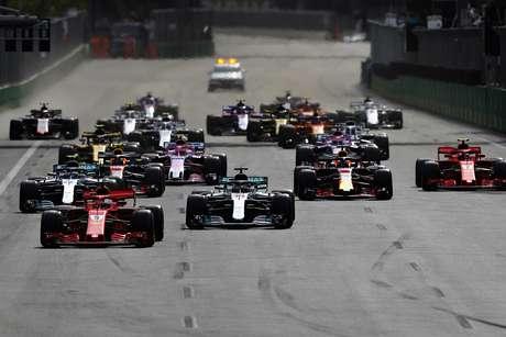 Fórmula 1 interessada em uma corrida de rua na China