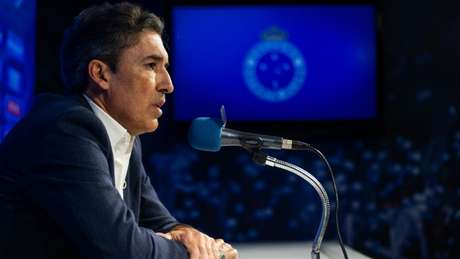 Djian explicou que o pedido para a sala do VAR ficar fora do Indeoendência evitaria pressão sobre os operadores do sistema-Vinnicius Silva/Cruzeiro
