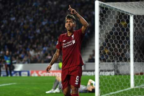 Firmino tem 4 gols nessa edição (Paul ELLIS / AFP)