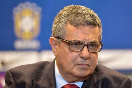 Rubens Lopes, presidente da Ferj (Federação de Futebol do Estado do Rio de Janeiro)