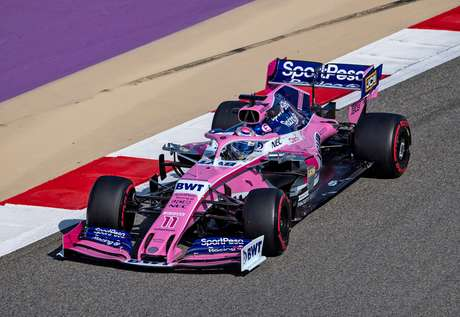 """Racing Point promete atualizações """"pesadas e rápidas"""" depois de Baku"""