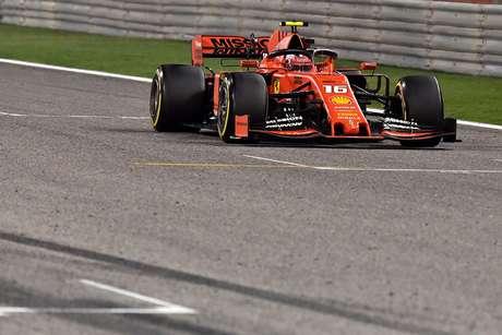 Problema de Leclerc no Bahrein forçou a troca dos controles eletrônicos na China