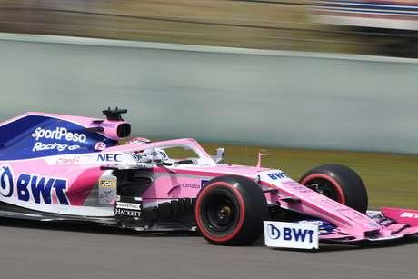 Racing Point admite que tem sido um começo difícil de temporada