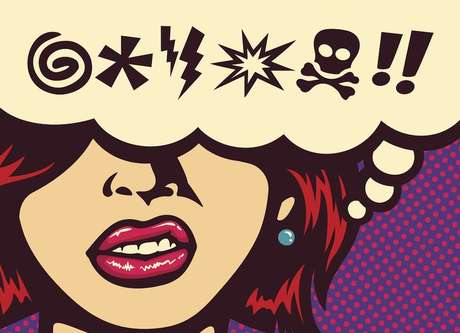 Lembre-se de pensar antes de agir quando estiver com raiva