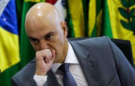 Alexandre de Moraes reconheceu que documento citado em reportagem é verídico