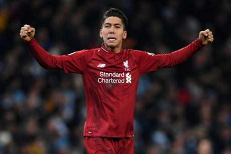 Firmino é um dos destaques do Liverpool (Foto: Paul Ellis / AFP)