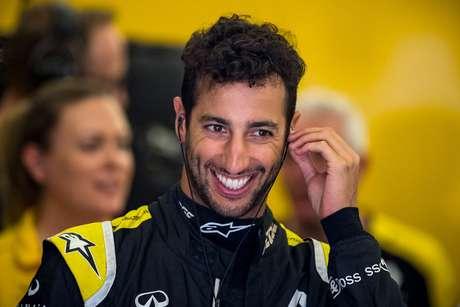 Ricciardo disse saber o que está fazendo na Renault