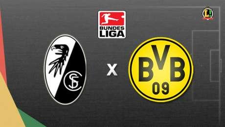 Apresentação Freiburg x Borussia Dortmund