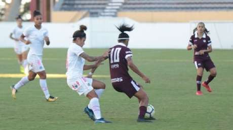 Santos bateu a Ferroviária por 1 a 0 em jogo pela 5ª Rodada do Brasileirão Feminino (Foto: Divulgação/Ferroviária)