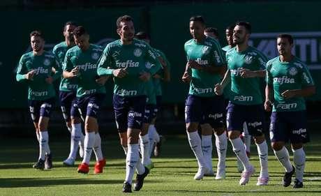 Fora da decisão do Paulista, Palmeiras completará 15 dias sem entrar em campo (Agência Palmeiras/Divulgação)