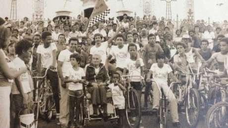 Celebração pelos 50 anos da viagem, na Igreja do Bonfim