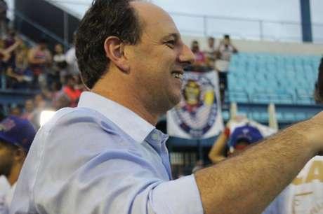 Rogério Ceni é cortejado pelo Atlético-MG, que nega ter aberta negociações com o treinador do Fortaleza - Fortaleza (Foto: Dudu Oliveira/Fortaleza EC)
