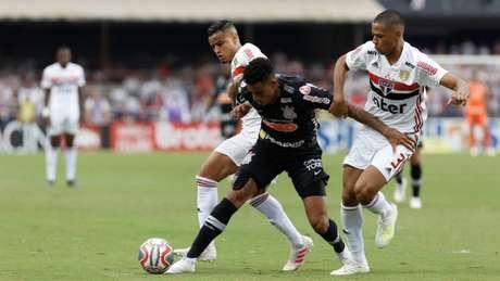 Corinthians decide o Paulistão contra o São Paulo neste domingo (Foto: Anderson Gores/Agência F8/Lancepress!)