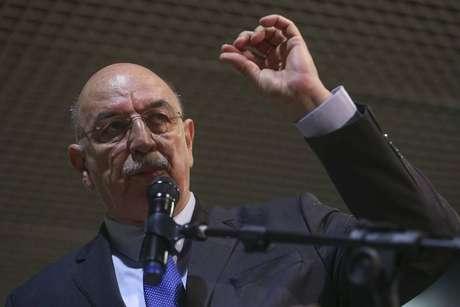 O ministro da Cidadania, Osmar Terra, anunciou parte das mudanças na Lei Rouanet