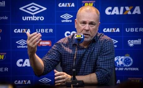 Mano está no Cruzeiro desde julho de 2016, quando chegou para ajudar a equipe a evitar o rebaixamento no Brasileiro- Bruno Haddad / Cruzeiro
