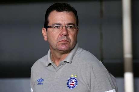 Bahia foi o último clube de Enderson Moreira (Foto: Felipe Oliveira/E.C. Bahia)