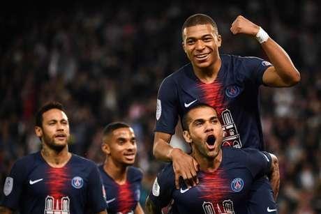 O PSG conseguiu seu sexto título consecutivo (Foto: AFP)