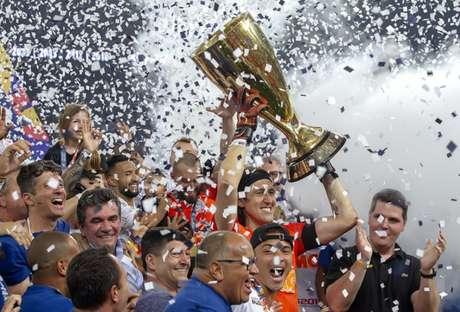Corinthians é tricampeão paulista (Foto: Flavio Hopp/Lancepress!)