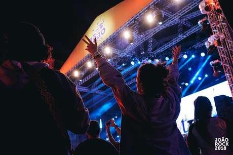 O João Rock 2019 será realizado no dia 15 de junho
