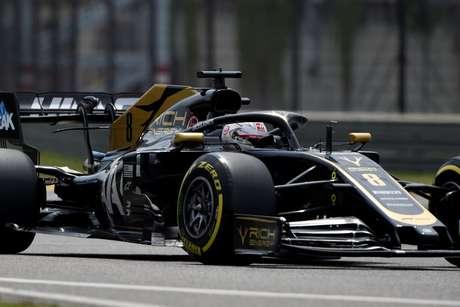 Solucionar a questão dos pneus é a prioridade na Haas