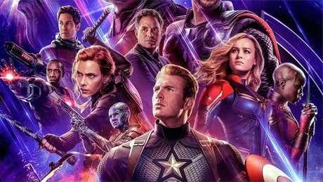poster de Vingadores: Ultimato
