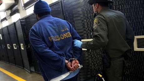 San Quentin é a única prisão do estado que executa pena de morte