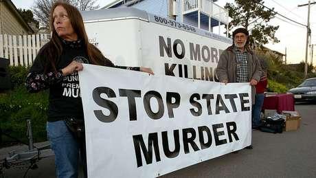 A pena de morte é tema de constante debate nos Estados Unidos