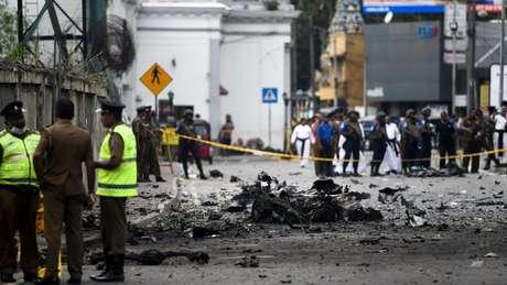 Especialistas acreditam que os ataques foram planejamos com o apoio de outros grupos extremistas de fora do país