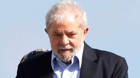 O ex-presidente está preso na Superintendência da Polícia Federal em Curitiba (PR) desde abril de 2018
