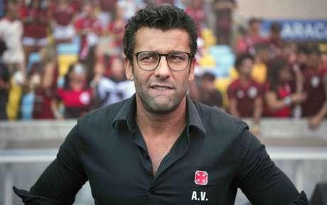 Valentim foi demitido pelo Vasco (Foto: Delmiro Junior PHOTO PREMIUM)