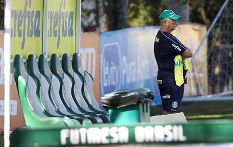 Elenco falou sobre Felipão buscar alternativas desde o início desse período sem jogos (Agência Palmeiras/Divulgação)