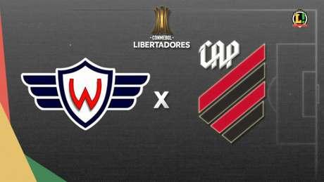Apresentação Jorge Wilstermann x Athletico-PR