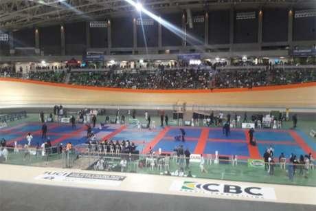 Campeonato Brasileiro da CBJJD será realizado em maio, no Velódromo do Rio (Foto: Divulgação)