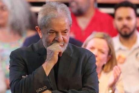 Lula está preso em Curitiba desde o dia 7 de abril