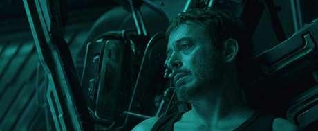 Robert Downey Jr. em 'Vingadores: Ultimato' (2019)